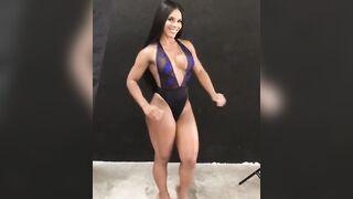 Yarishna Ayala, Posing - Hard Bodies
