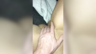 Rubbing my clit...36 mother of two...is this my 10k karma marker?