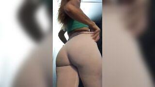 ass - Slapping that ass around - The Top