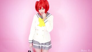 Excited to present you my latest video feat Ruby Kurosawa from Love Live Sunshine <3