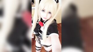 The outfit for my Marie Rose vid and pics, coming soon
