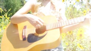 Kenna James, Isabelle Deltore - The Country Star - HD Lesbian Gifs