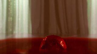 Jessica Clark - True Blood - Horror Movie Nudes