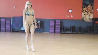 Bikini Comp. practice - MILF of 2 - Hot Women