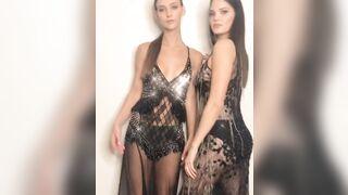Rachel Cook & Meghan Wiggins - Hot Women