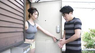 Ayumi Shinoda - Mother in Law's Sweaty Body