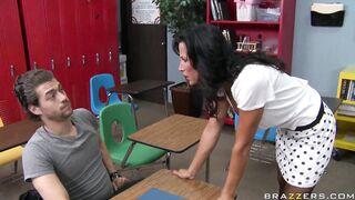 Lezley Zen - Big Tits in School