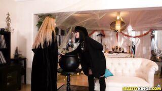 Sloan Harper & Tabatha Jordan - MILF's Magic Wand