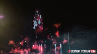 Scarlet Bitch: A DP XXX Parody - with Jillian Janson