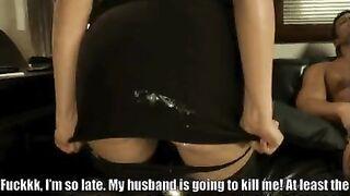 Oh damn - Hot Wife