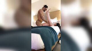 Going deep in this beautiful hotwife while I had her husband on camera duty - Hot Wife
