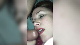 Happy Thanks for Giving me cum day!!! - Hot Wife