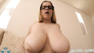 Huge Juggs - Huge Boobs