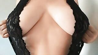 Lace - Huge Boobs