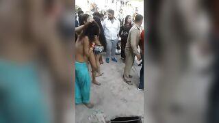 public fight