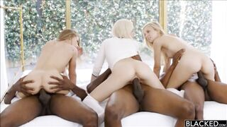 Interracial Breeding: One without 3 is a nice begin