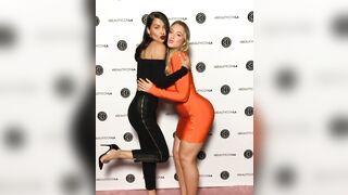 Wiggling with Adriana Lima