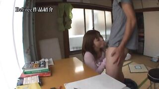 Famous College Girl is Your Private Home Tutor Sachi Hanamura