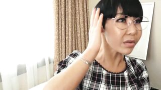 Short Haired Asian Girl Seduced Into Sex - Japanese