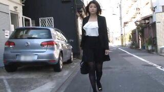 Yuuri Oshikawa BDA-059 Black Ban Ban Black Shock Infiltration Investigator - Japanese