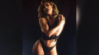 This 50 year old goddess is killing me - Jennifer Lopez