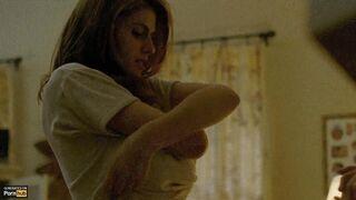 Alexandra Daddario's perfect tits - Celebs