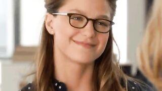 Jealous secretary Melissa Benoist is back, meeting your wife/gf
