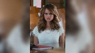 Just think of Debby giving you this look - Celebs