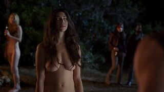 Law & Order SVU's Jamie Gray Hyder Naked - Celebs