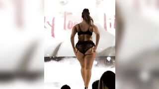 Celebrities: Who else can't live without this bitch Ashley Graham? What would you do to her large chubby ass?