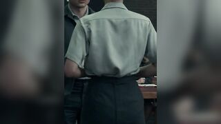Jennifer Lawrence stripping and letting us admire her body in Red Sparrow always make me hard and cum for her!!! - Celebs