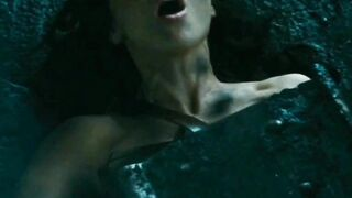 Gal Gadot's Wonder Woman when she tries to take in more cock than she can handle - Celebs