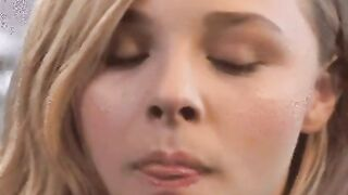 Horny Chloe Grace Moretz - Celebs