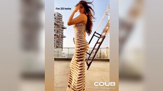 A Sexy Curve amazing Of Sohana Khan #actress,#ActressGifs - Indian Celebs
