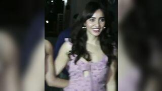 Let the wind do its work Neha Sharma ;) - Indian Celebs