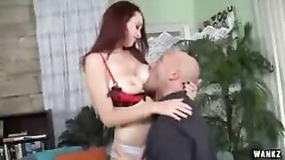 Jessica Robbin Riding A Dick and getting Fucked Hard