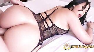 Amazingly Big Jiggly Ass And Boobs:) - Jiggle Fuck