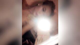 sexy teen cumslut shows off her body