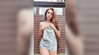 Cute english girl