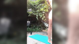 Hottest Yoga Teacher Ever!