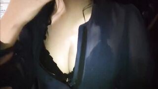 SKE48 Boob Touch Circle